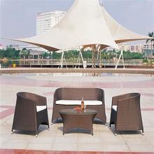 June comfortable Most Popular Skid Resistant Weather-resistant Wicker Sofa
