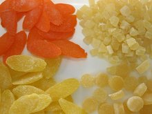Dehydrated/ Dried Fruit