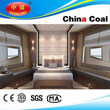 China coal group 2015 Hot model trawler luxury 38 Square fishing yacht