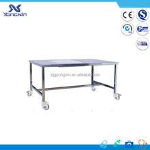 stainless steel worktable or out door table (YX-ST71)