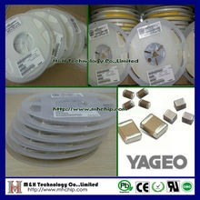 YAGEO SMD Capacitor CC1206JKX7RBBB562,CC1206JRNPO0BN102,Specialized in all famous brand Ceramic capacitor (MLCC)