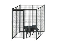 wholesale Large outdoor dog cages, welded wire large dog kennel / pet kennel