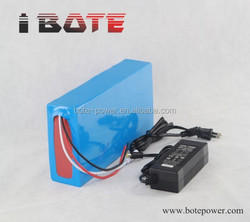 Lithium Ion Battery 72V 20Ah Battery Pack For E-Bike in high quality