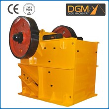 High wear resistance jaw crushers for crushing stones manufacturers