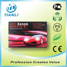 55W HID Xenon Kit H4 Lo AC(Slim Ballast), auto kits