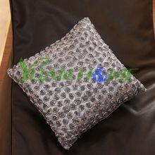 Small flowers satin cushions (YHC 3005)