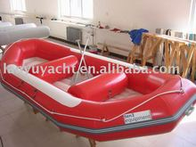 inflatable drifting boat/ inflatable fishing boat