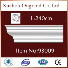 polyurethane decorative roof 3d wall panel moulding