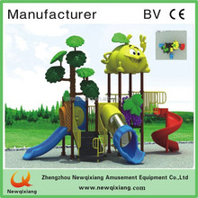 Children Outdoor Playground Used Playground Slides For Sale
