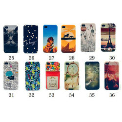 2015 New coming product phone cell case PC hard cover for iphone4s