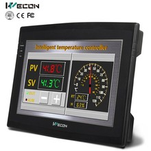 """Wecon 10.2"""" hmi computer interface touch panel remote control ethernet screen"""