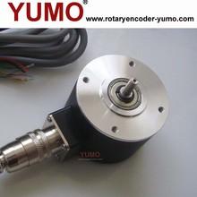Isc6005 óptico codificador rotatorio del eje pulso precio Incremental lineal sensor de posición