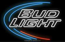 logo and stamped miller lite neon sign with UL transformer in bar