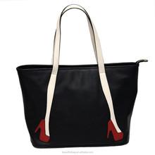 heel shoes black handbags purses cross shoulder women bag