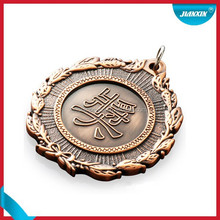 MM017 2015 hot selling competitive price custom zinc alloy medal