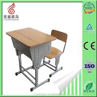 Hot sale student teacher table furniture schools school stool