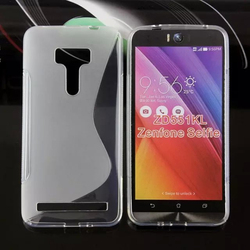 New S Line Soft TPU Cover Case for ASUS Zenfone Selfie(ZD551KL)