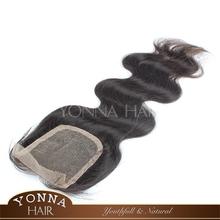 Unique hot sale new 2015 innovative product body wave brazilian hair closure