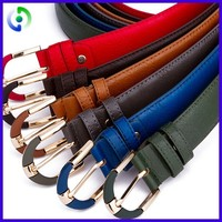 2015 High quality fashion design wide leather belt for sale