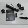 Wholesale ND3 Green Light Long Distance Designator Laser adjustable Mounts Rifle Scope Laser Flashlights