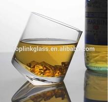 venta al por mayor de antigüedades suave beber vaso de vidrio