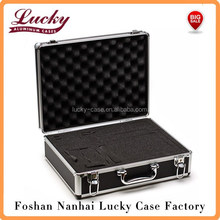Transmitter aluminium box equipment box remote control alu case for JR FUTABA WFLY KDS Walkera Flysky