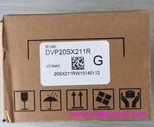 New and original DVP20SX211R DATEL Plc controller, low cost plc controller