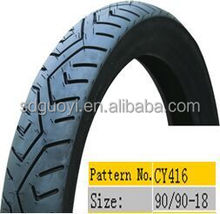 high quality motorcycle tire 90/90-18