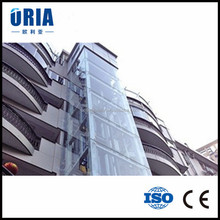 ORIA Sightseeing Elevator/Panoramic view lift/outdoor lift elevators