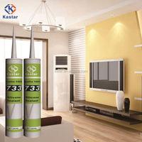 Acetoxy,silicone adhesive glue,100% RTV Silicone