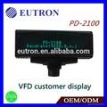 vfd programable mini electrónico al cliente la posición de visualización