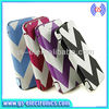 Aztec Tribal Waves Ultra slim Gyrosigma Leather wallet Case for iphone 5 with many colors