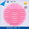 High quality toilet colorful EVA urinal deodorizer screens with Lemon scent ,OK-L9