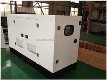 Good price hot sales low noise large silent diesel silent generators