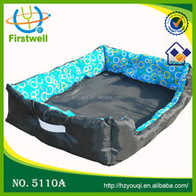 2015 new pet dog products wholesale dog seat covers dog bed