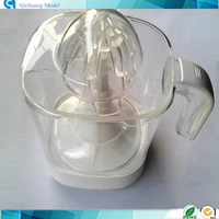 PMMA kettle rapid prototype design and manufacture