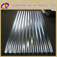 G350 Steel Galvanized Sheet Metal Roofing For Sale