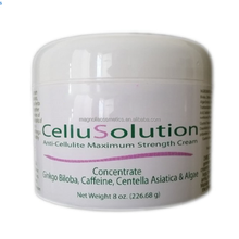Stretch Marks Cream Gel Reducer - Anti Cellulite Concentrate Treatment