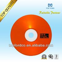 Blank CD-R CD Recordable 52X 700MB 80MIN