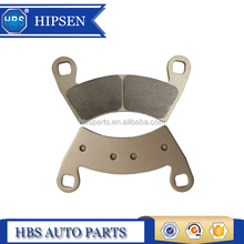 Sintered brake pads for POLARIS ATV series(FA395)