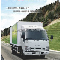 100P Caogo Truck with ISUZU Specification from China