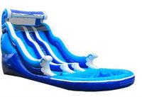 HI 2013 best selling inflatable water slide