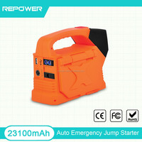 auto Emergency Tool Kit 12V/24V car mini jump starter power bank