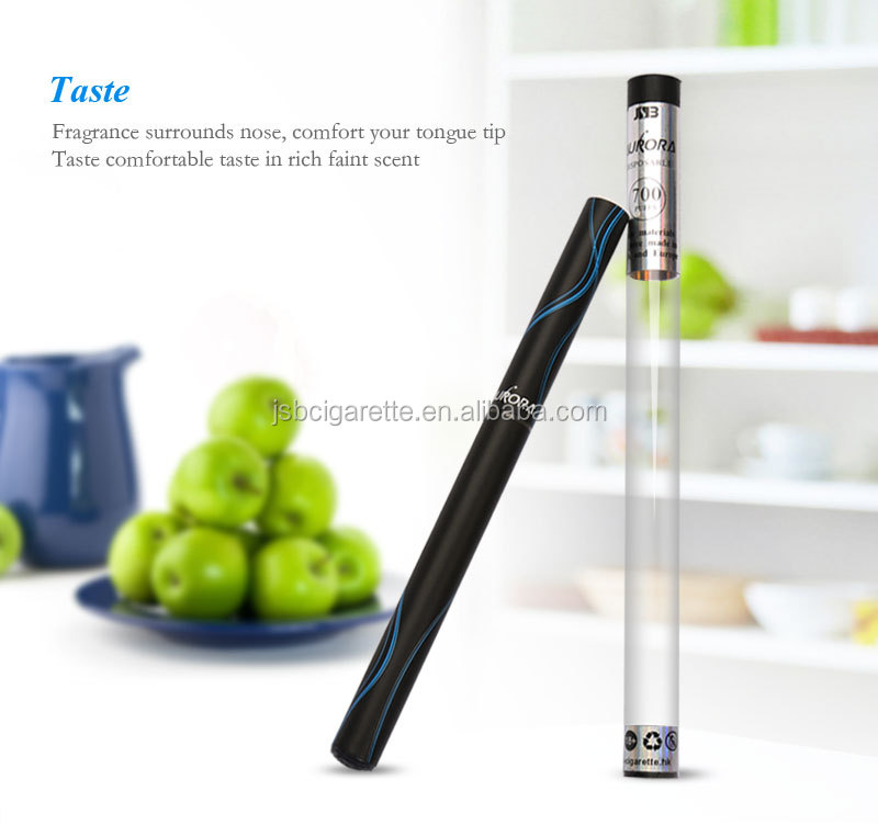 Krave disposable electronic cigarette review