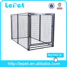 Hot sale heavy duty large outdoor dog kennel fence panel