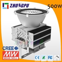 UL LED High Bay Light Fixture 500w Industrial Light LED Factory Light,Used In Warehouse/Market,IP67 Ratting, 45/90/120Degrees