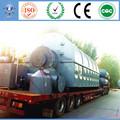 xinxiang instalação livre usado pneu de carro de reciclagem de óleo de máquina de pirólise