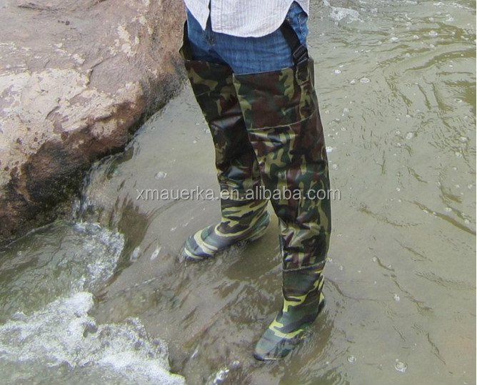 Pvc wader boots shiny rubber boots view shiny hip wader for White fishing boots