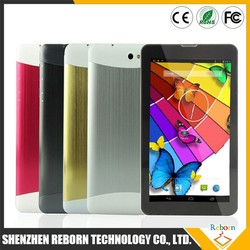 Cheap 3G Tablet 7 Inch Tablet MTK6572 Dual Core 2 Sims Tablet PC