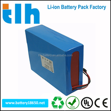 deep cycle battery 36v 20ah lithium ion battery packs